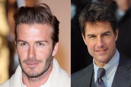 Tom Cruise quiere convertir a Beckham en estrella de cine