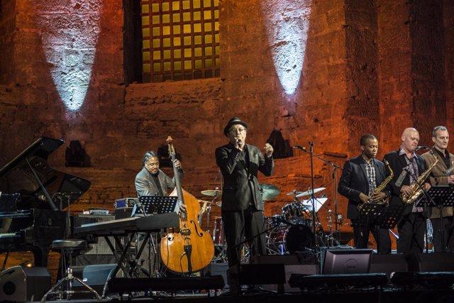 """""""Begin The Beguine"""" With Ruben Blades, Keiko Matsui, Alevtina Polyakova, Liu Yua"""
