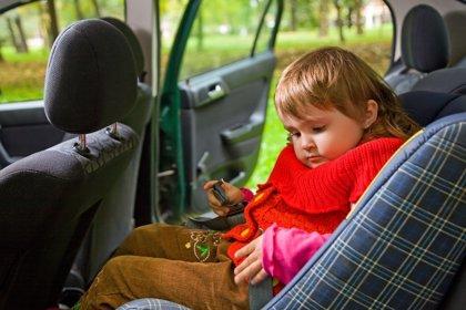 Cómo abrochar correctamente una 'sillita' de retención infantil