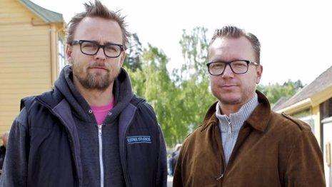 Joachim Ronning y Espen Sandberg