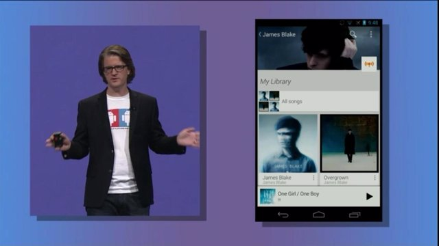 Google Play Music All Acces estará disponible para iOS