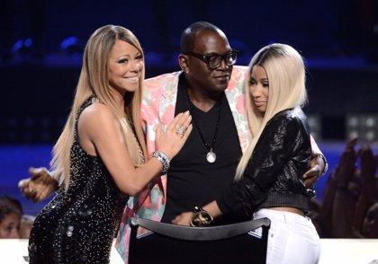 Mariah Carey y Nicki Minaj abandonan el programa American Idol