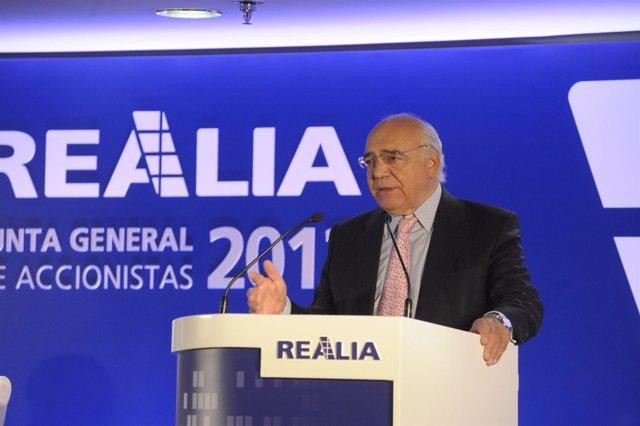 Ignacio Bayón, Presidente De Relia