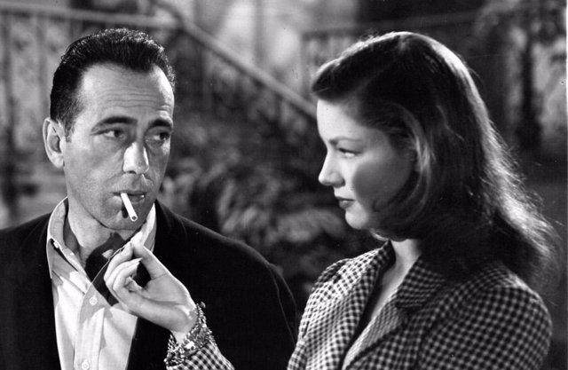 Imagen de la película Tener o no tener fumando