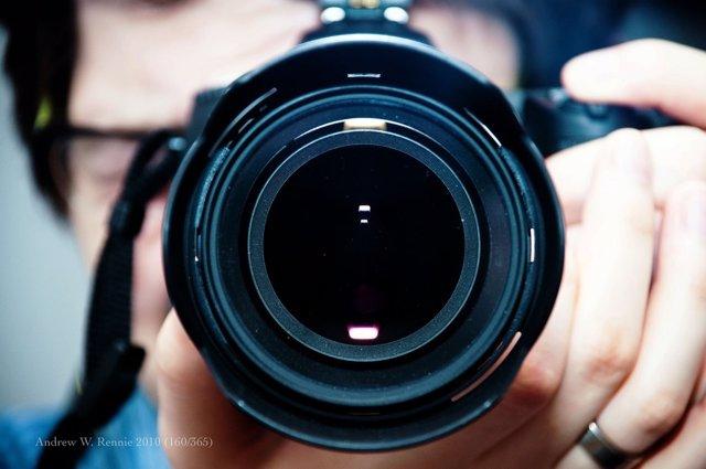 Objetivo de cámara de fotos fotografía fotográfico lente fotógrafo imagen