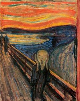 El Grito De Edvard Munch