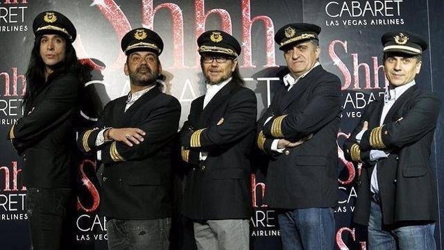 Shh Cabaret Las Vegas Airlines