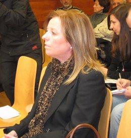 María Dolores Amorós Durante El Juicio Por Su Despido