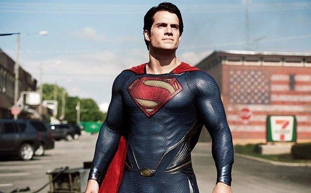 Man of Steel Superman El hombre de acero