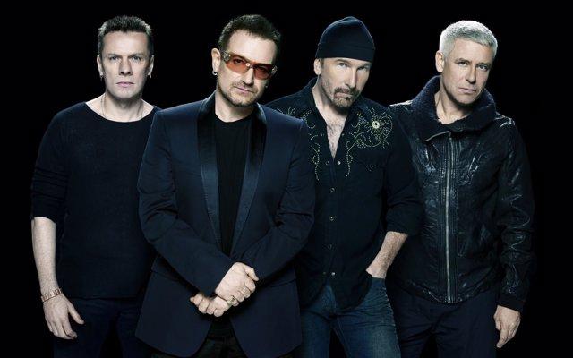 U2 prepara su último disco que será lanzado a finales de 2013