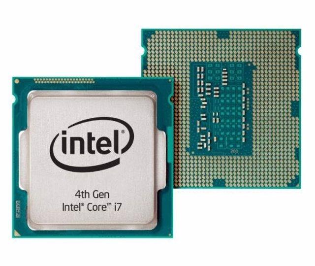 Cuarta generación de Intel Core, el \