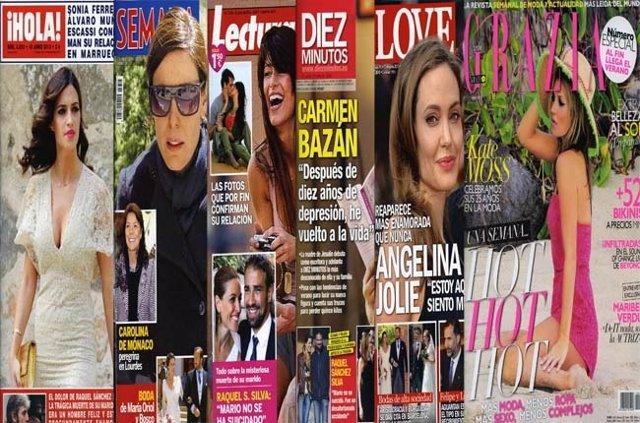Resumen de revistas 05-06-2013