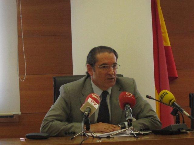 Carlos Domínguez, en imagen de archivo, se abstiene de juzgar a Carlos Fabra