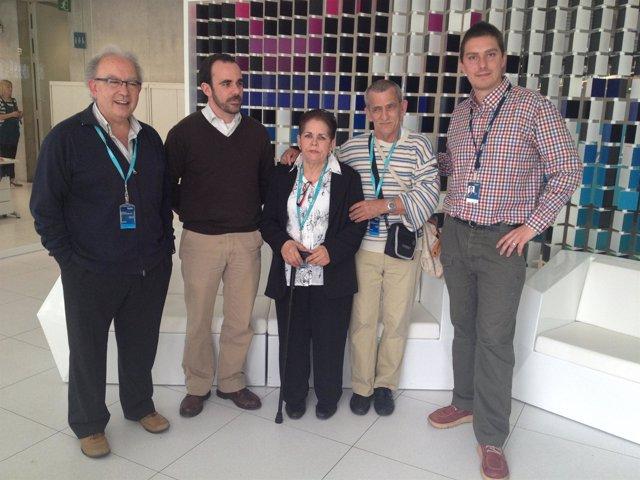Proyecto Help de Telefónica, Consorci Sanitari del Garraf y UPC