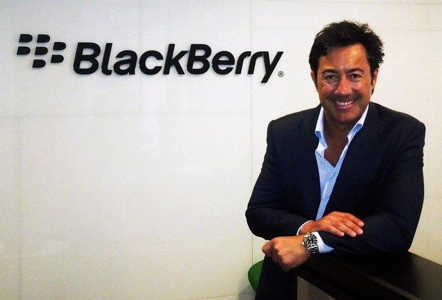 BlackBerry nombra a Antonio Reyes Country Managing Director para España