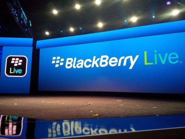 Evento BlackBerry Live