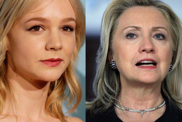 Carey Mulligan es la nueva favorita para interpretar a Hillary Clinton