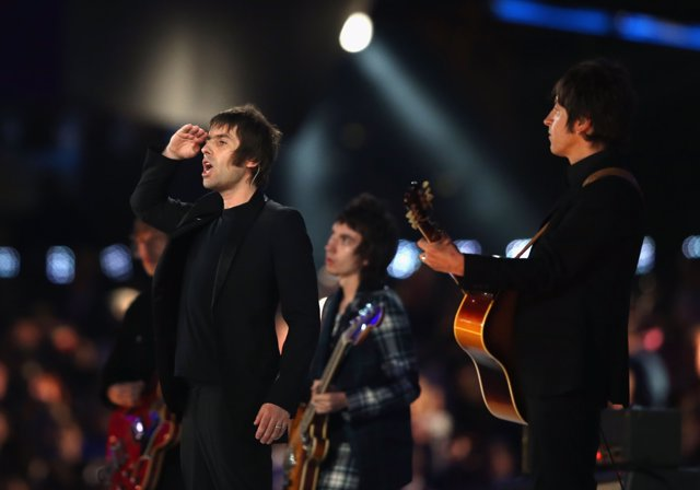 Liam Gallagher está interesado en reunir a Oasis