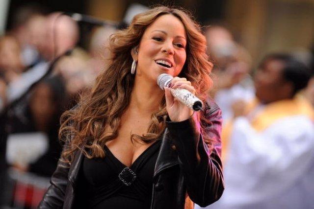 Mariah Carey saca nuevo disco