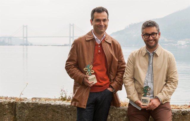 Xabier López López y Antonio Fraga Allegue ganan los Premios Xerais