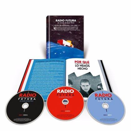 Radio Futura reedita 'La canción de Juan Perro' en su 25 aniversario