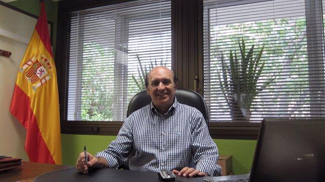 Antonio Gutiérrez, candidato a presidir el Colegio de Médicos de Sevilla