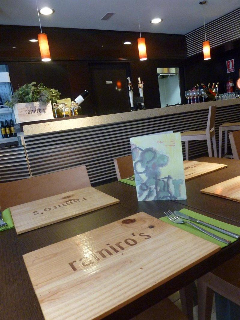 El cocinero vallisoletano jes s ramiro abre restaurante en - Restaurante sergi arola en madrid ...