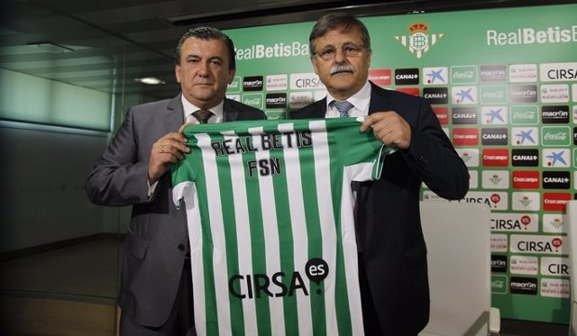 José Antonio Bosch Betis fútbol sala FS Nazareno