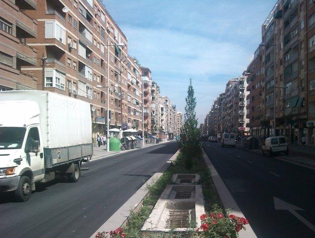 Camino de Ronda de Granada