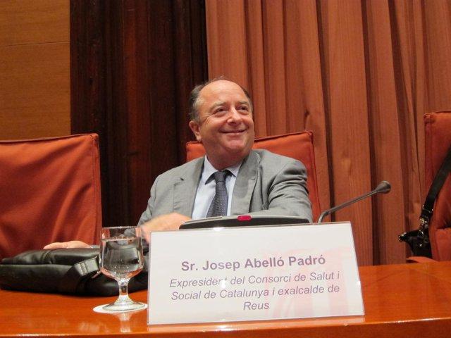 El expresidente del CSC y exalcalde de Reus, Josep Abelló