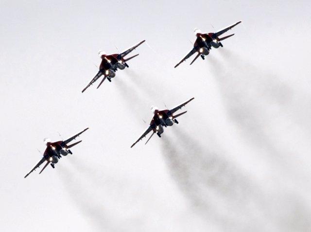 Aviones MiG-29