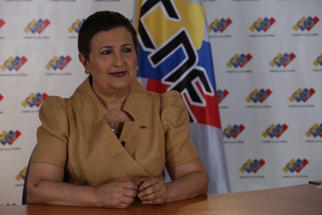 El Consejo Nacional Electoral concluye la auditoría de los votos