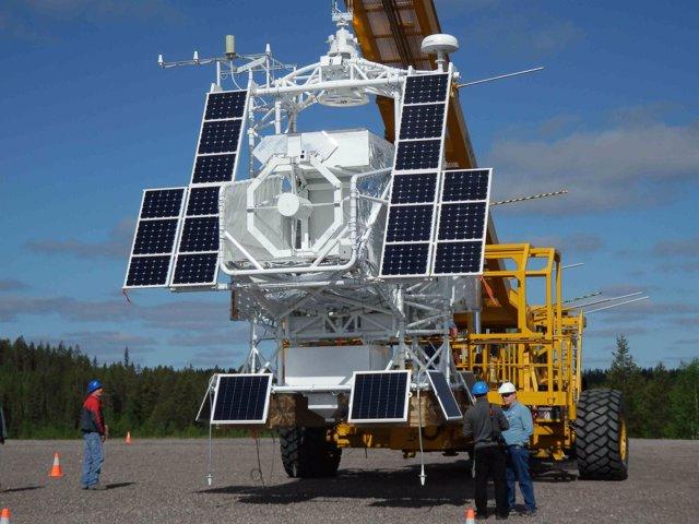 SUNRISE surcará la estratosfera para investigar la superficie solar