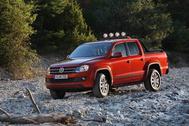 El Volkswagen Amarok Canyon llegará a España a finales de año