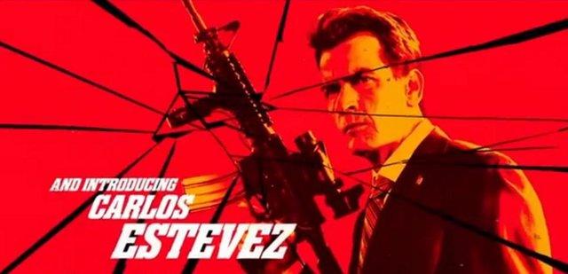 Charlie Sheen volverá a ser Carlos Estévez