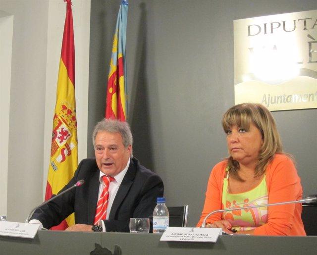La diputaci n de valencia destina a comidas para ni os por el cierre en verano de - Trabajar en comedores escolares valencia ...
