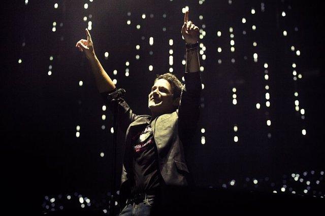 """Alejandro Sanz: """"mientras siga viviendo, seguiré componiendo"""""""