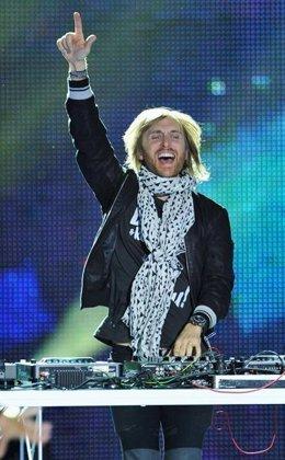 El Dj David Guetta