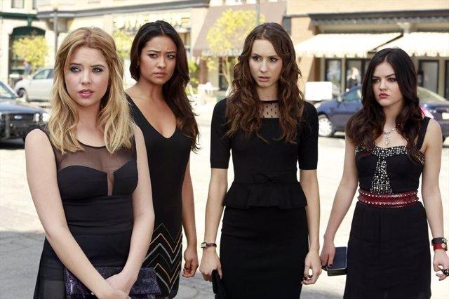 Pretty Little Liars\' mantiene su tirón con su cuarta temporada