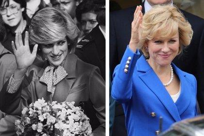 El primer tráiler de 'Diana' desvela la transformación de Naomi Watts en la princesa de Gales