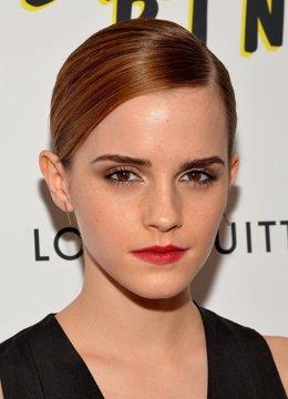 Emma Watson en la presentación de The Bling Ring
