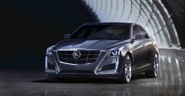 Cadillac lanzará la tercera generación del CTS en otoño en EEUU