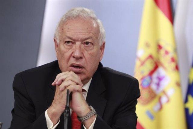 """Margallo cree que """"no hay solución militar"""" en Siria"""