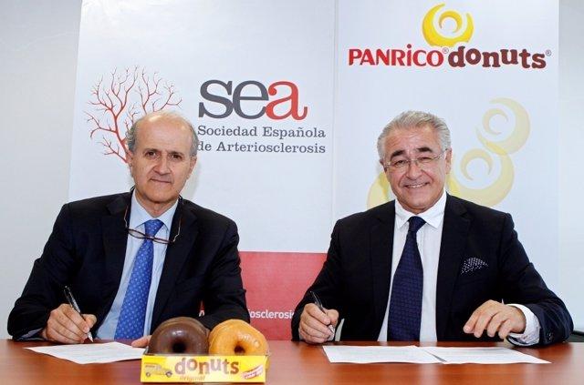 Acuerdo Panrico y la Sociedad Española de Arteriosclerosis