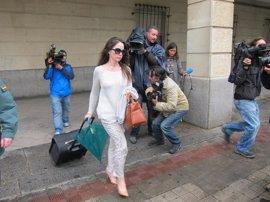 La juez Alaya defiende la legalidad de las detenciones porque fueron decisión de la Guardia Civil y no suya