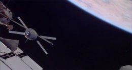 ATV-4 se acopla a la ISS