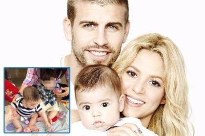 Shakira y Milan a Piqué: ¡¡Feliz día del padre!! ¡Te amamos!