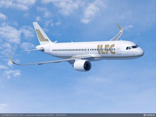 ILFC A320neo