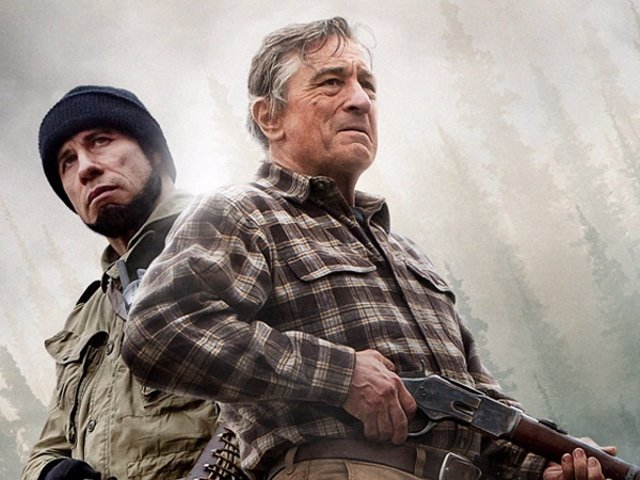 Robert De Niro y John Travolta en Killing Season