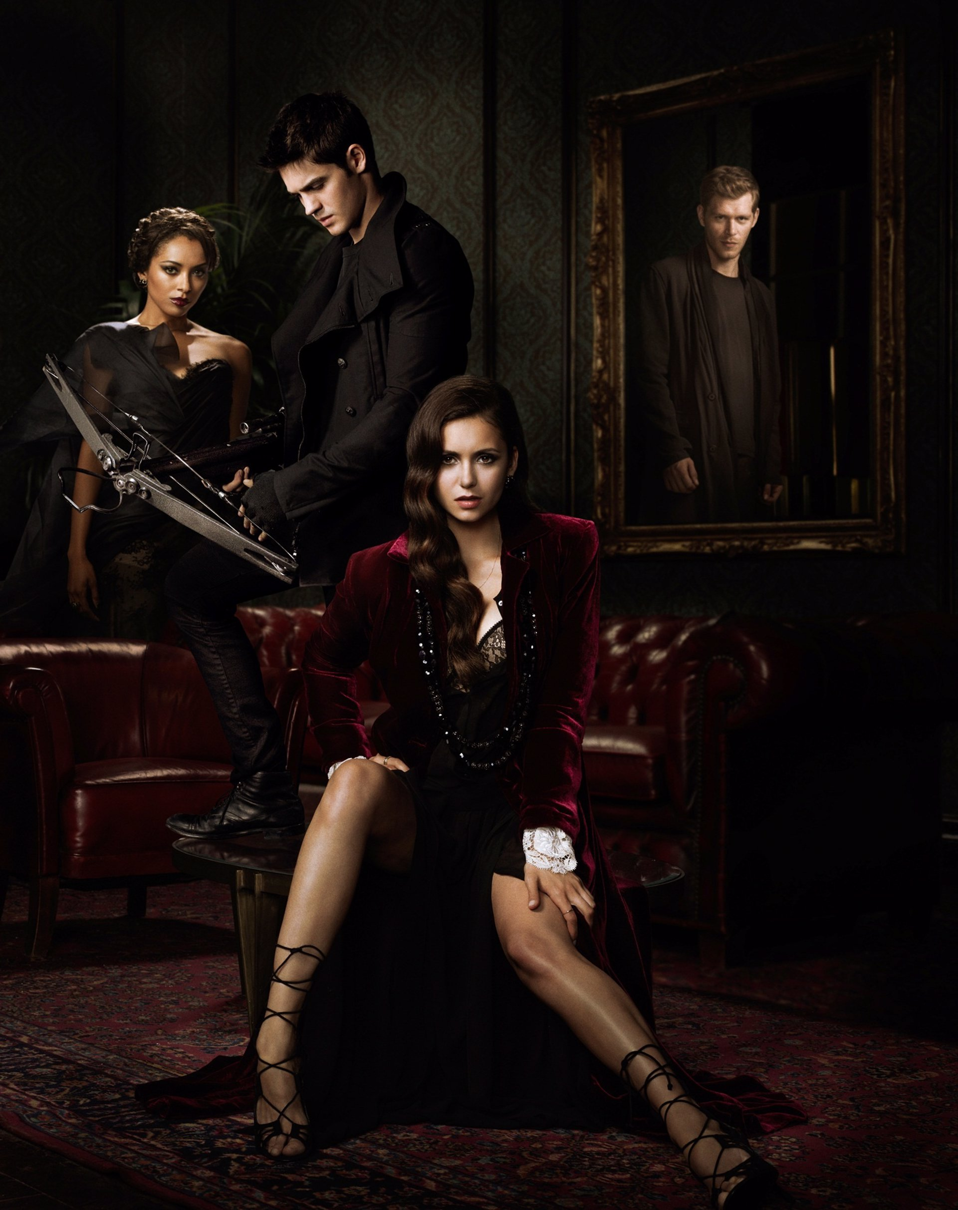 la quinta temporada de the vampire diaries tendr225 que